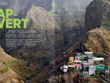 Au sommaire du magazine GEO spécial Andalousie (n°435, mai 2015)