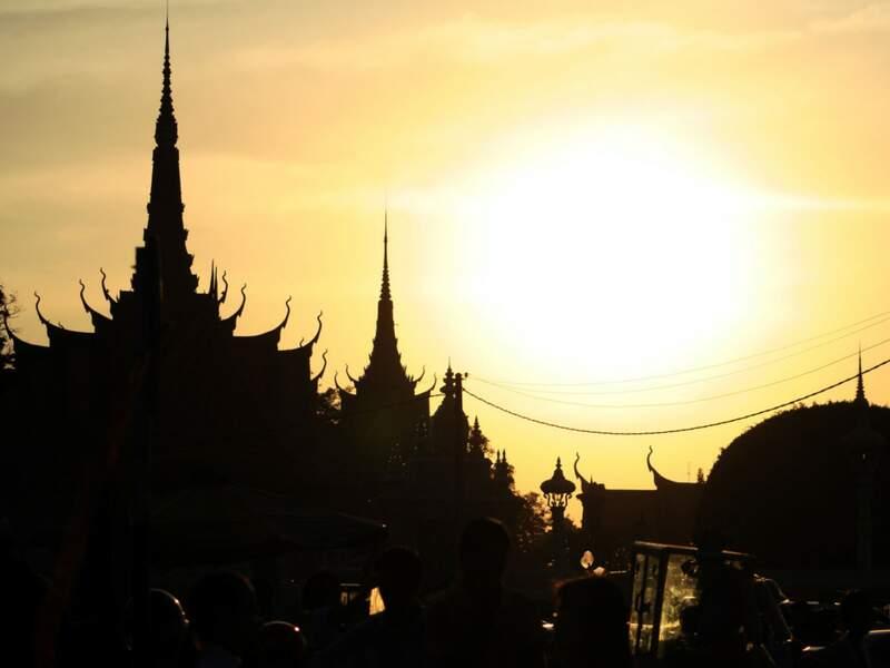 Diaporama n°3 : Enfances cambodgiennes