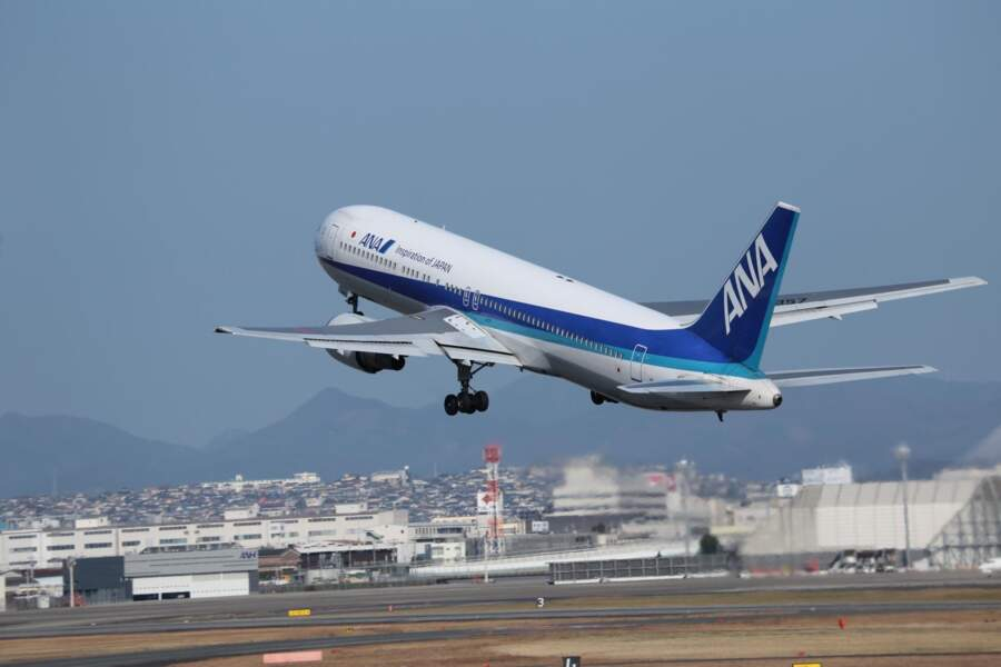 10 - ANA (All Nippon Airways)