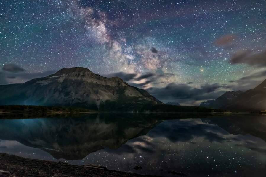 Parc international de la paix Waterton-Glacier, Canada/États-Unis