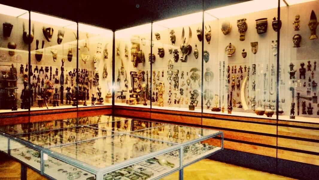 Le musée national du Danemark