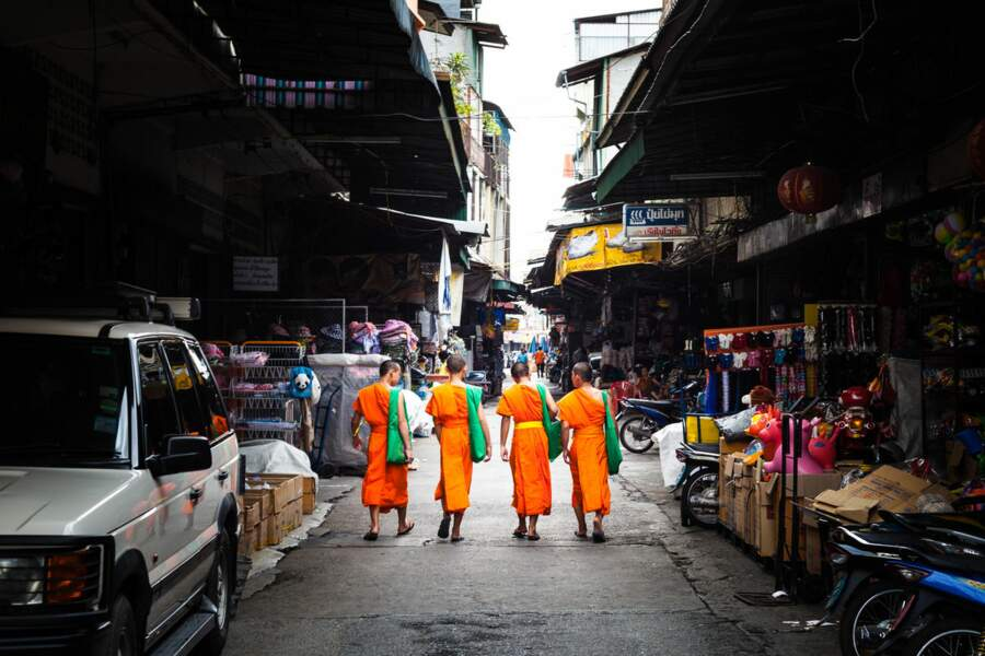 Le marché de Warorot à Chiang Mai