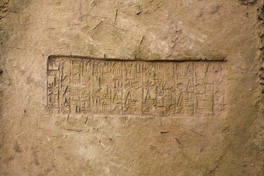 Le cunéiforme, la plus ancienne forme d'écriture