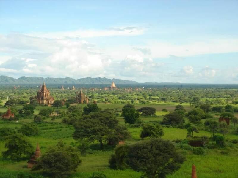 Photo prise en Birmanie par le GEOnaute : moraxe