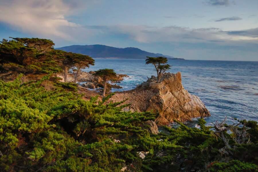 Big Sur et le comté de Monterey, Californie, États-Unis