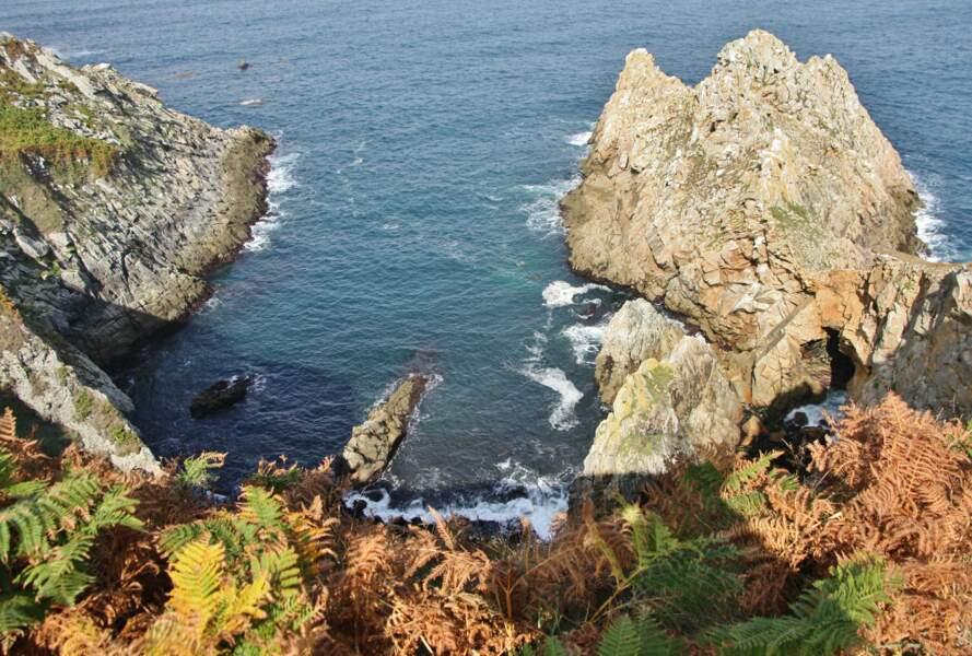 Roches bretonnes