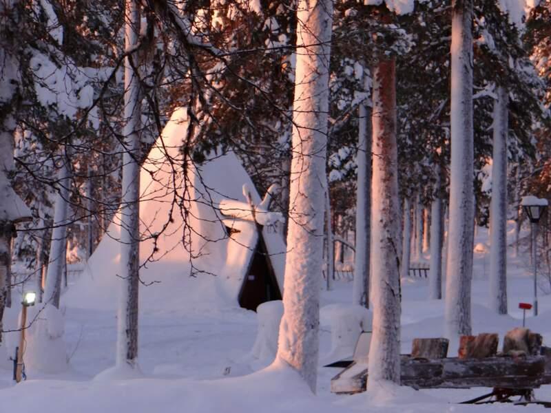Laponie finlandaise, par Eric Roustand / Communauté GEO