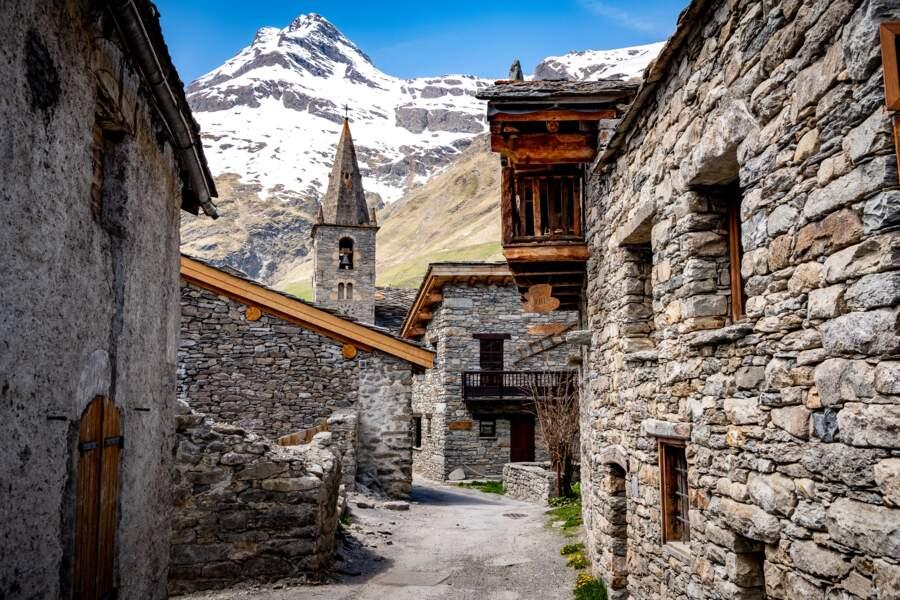 Bonneval-sur-Arc, Haute Maurienne, Savoie