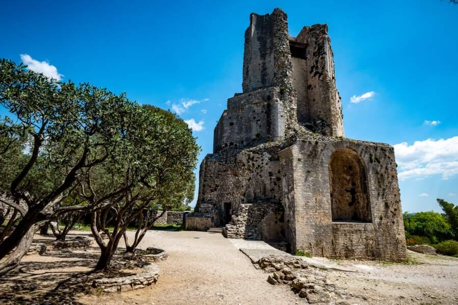 Et encore la tour Magne