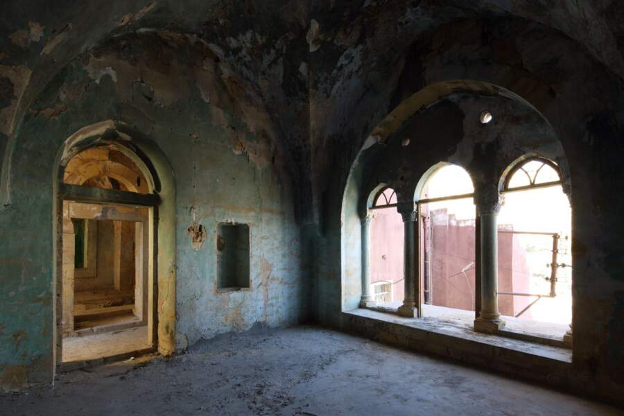 L'architecture éclectique d'As-Salt (1865-1925), en Jordanie