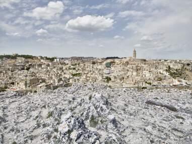 Italie : Matera, de l'ombre à la lumière