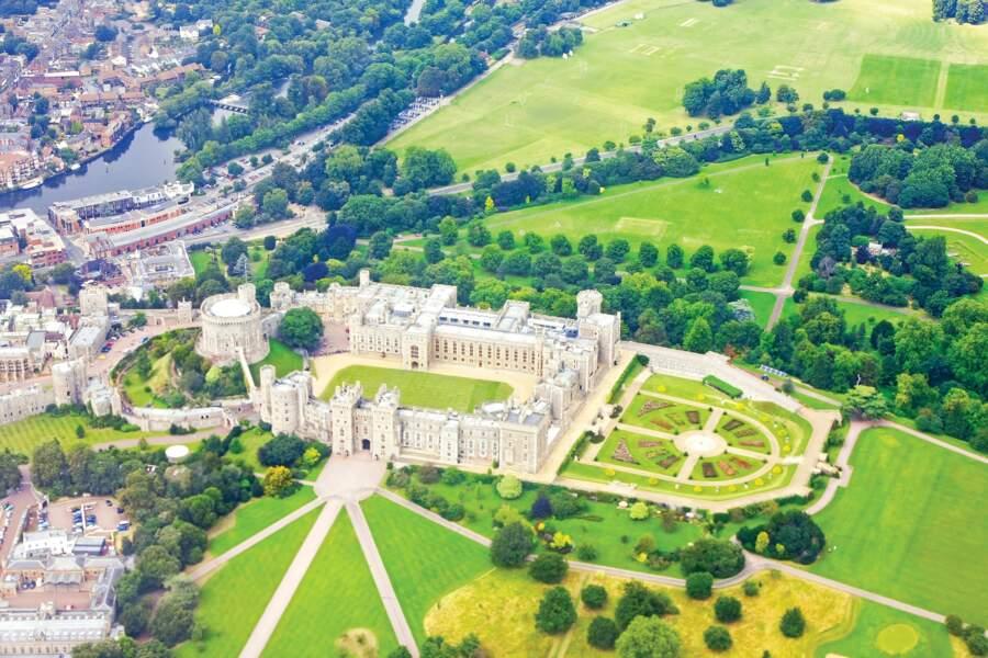 Château de Windsor, Angleterre