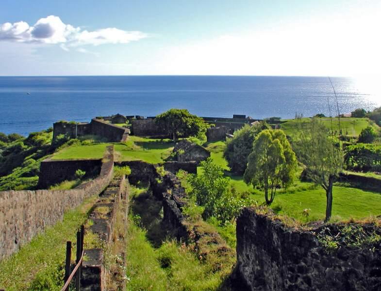 Fort Louis Delgrès à Basse-Terre