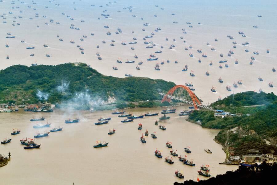 Shipu, Chine : les adorateurs des fruits de mer