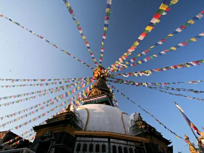Diaporama n°8 : Ascension mystique au Népal