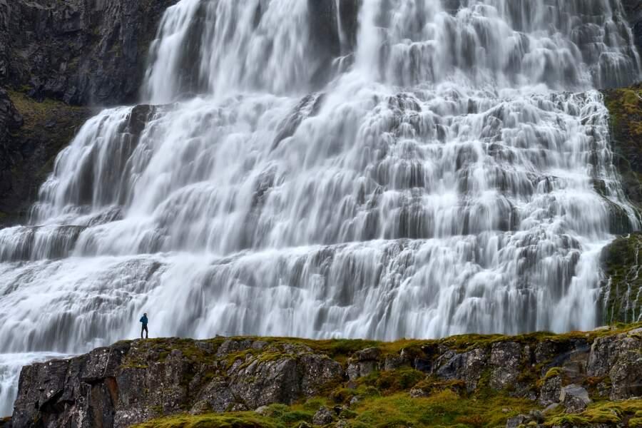Plus de cascades que d'hommes