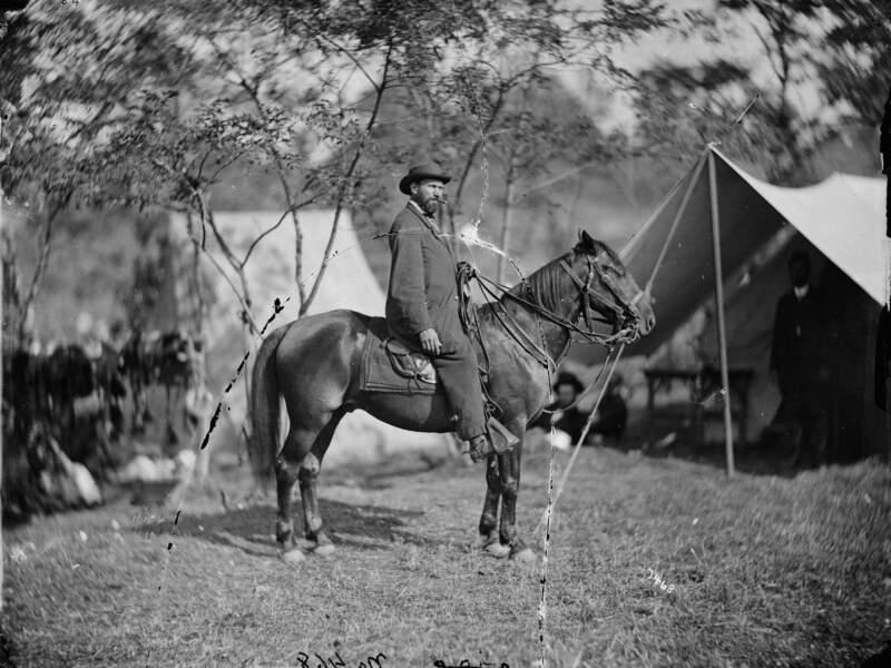 Allan Pinkerton : le premier des détectives de l'Amérique
