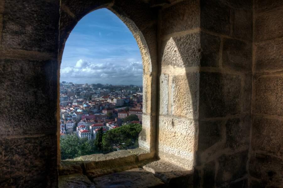 Le château Saint-Georges