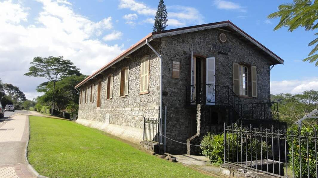 Le musée de Bourail
