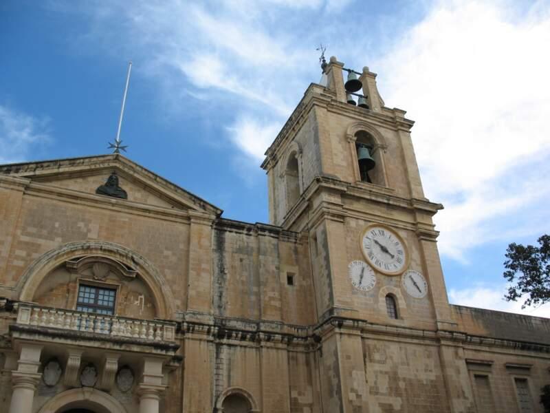 La co-cathédrale Saint-Jean