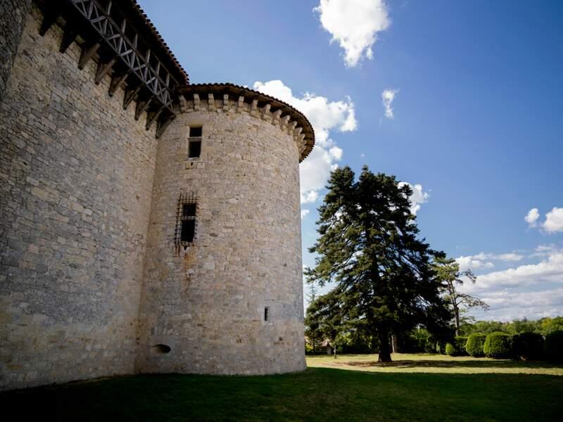 Un château agrandi et embelli au cours des siècles