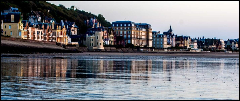 Photo prise à Trouville-sur-Mer (Calvados) par le GEOnaute : photopen