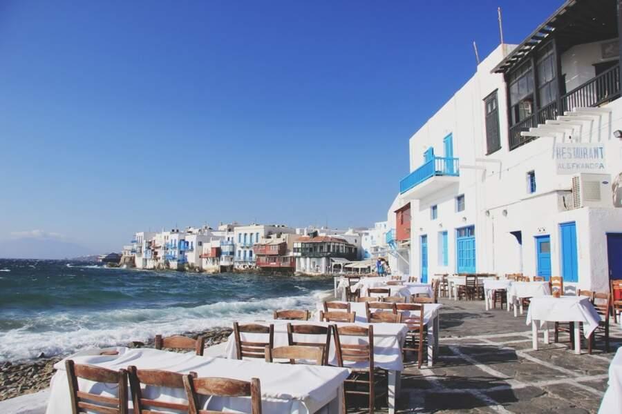 Grèce - À la découverte des Cyclades