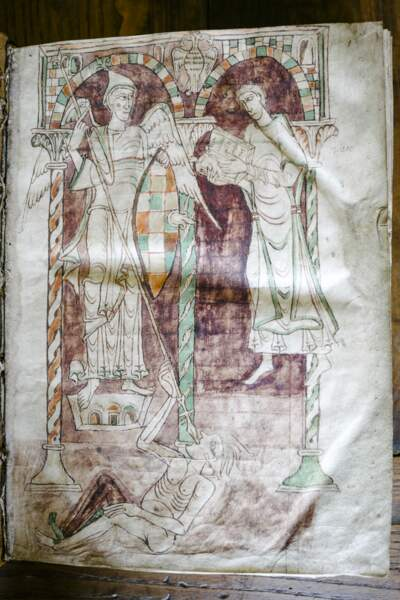Un ouvrage du Xe siècle
