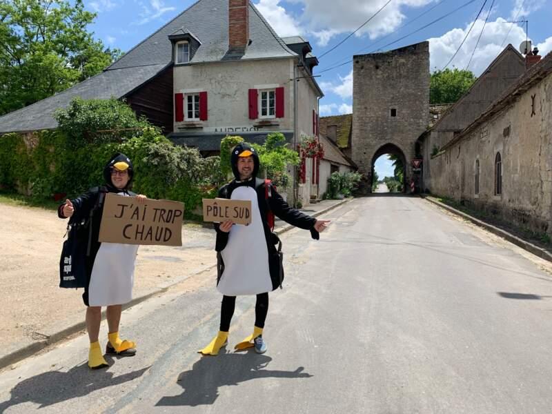 Pendant ce temps, à Lury-sur-Arnon(Cher)