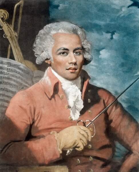 Le Chevalier de Saint-George (1745-1799) : l'esclave devenu homme du monde