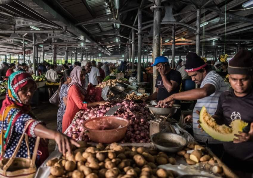 Une grande communauté d'Indo-Mauriciens