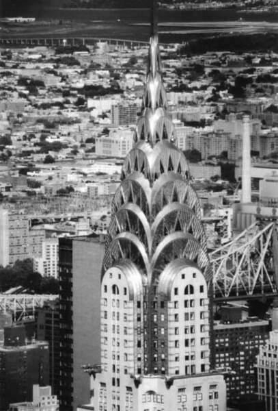 Chrysler Building : le gratte-ciel au dôme étincelant
