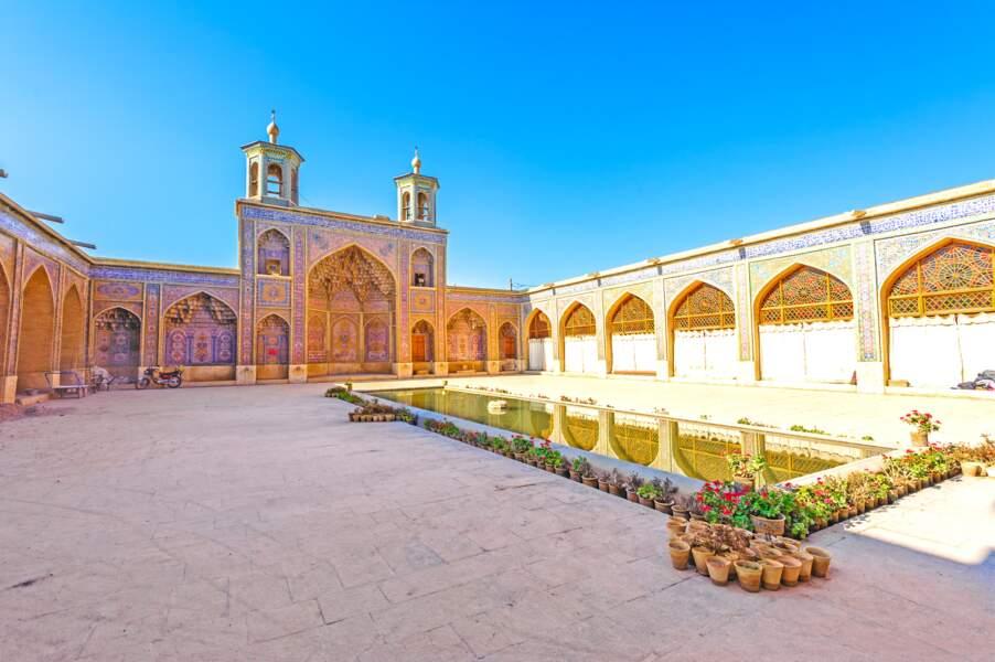 Mosquée Nasir-al Molk à Shiraz