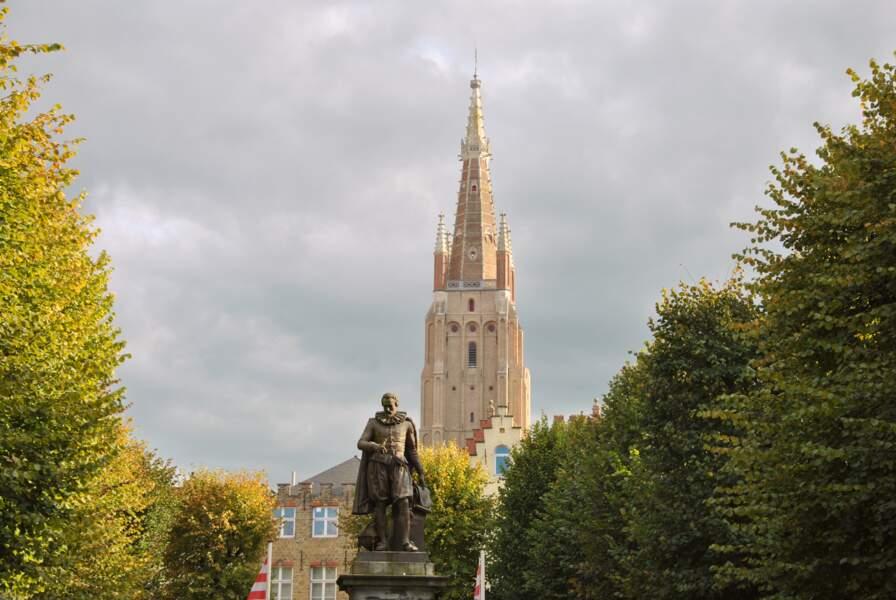 L'église Notre-Dame et sa célèbre Madone