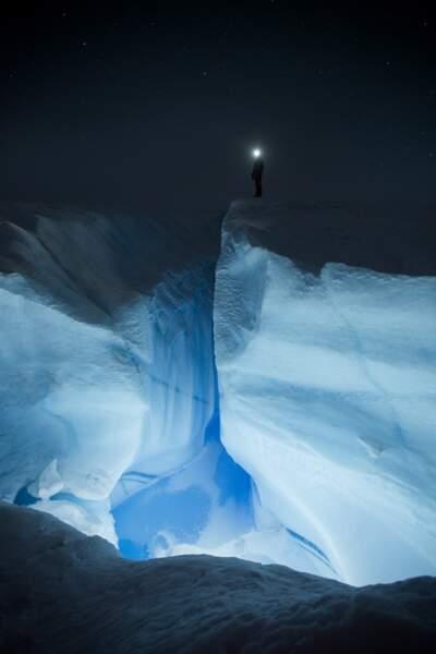 Glacier Eqi, le retour