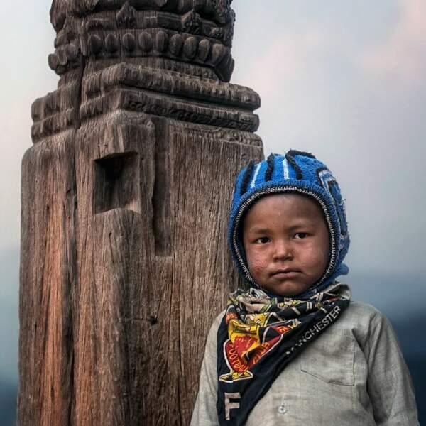 Photo prise au Népal par le GEOnaute : rod42