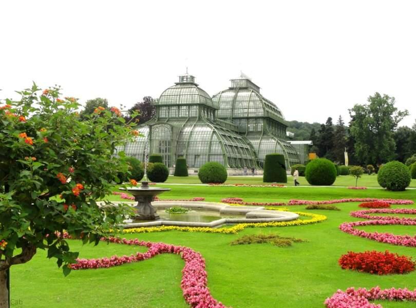 Jardins du château de Schönbrunn