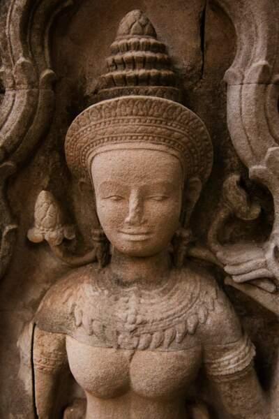 Divinité de Preah Khan