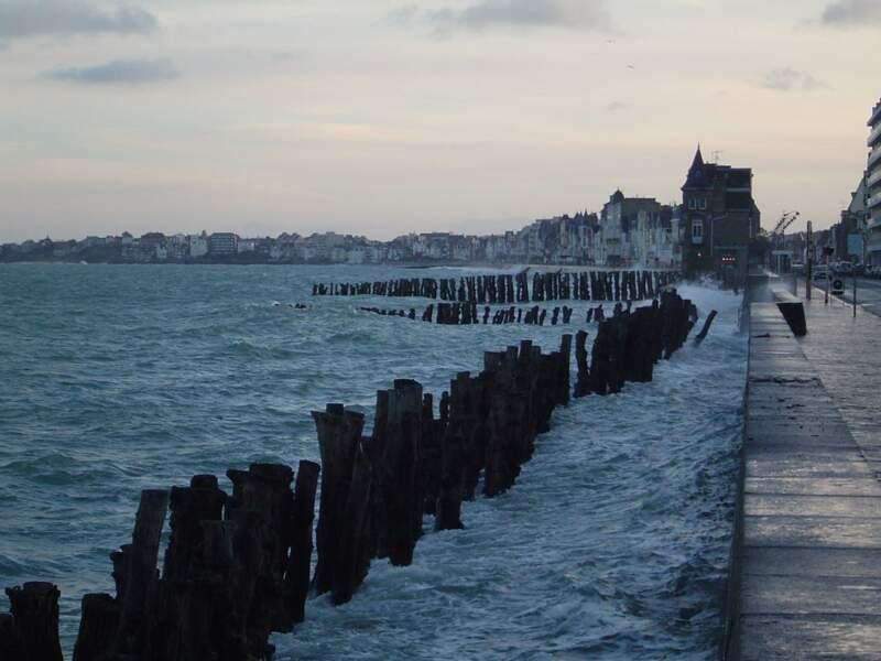 Le Sillon à Saint-Malo