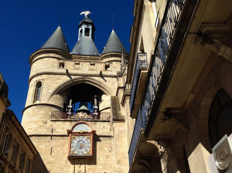 Bordeaux - Des Chartrons à Saint Paul