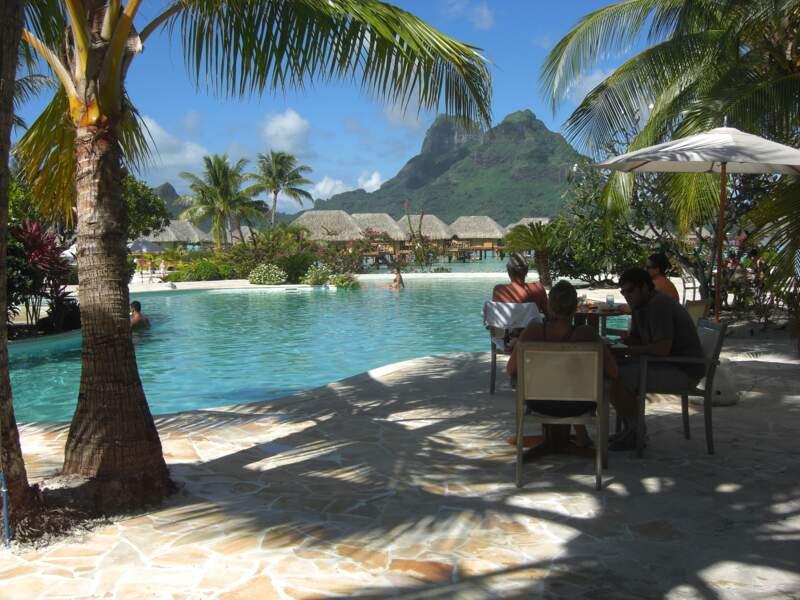 Partir pour Bora-Bora, la perle du Pacifique