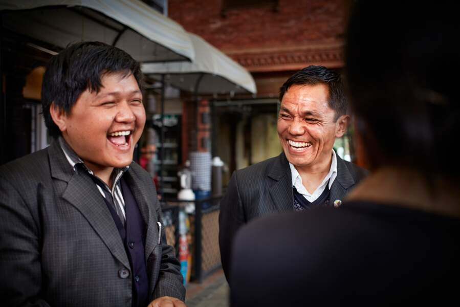 Sherpas nouvelle génération : politicien
