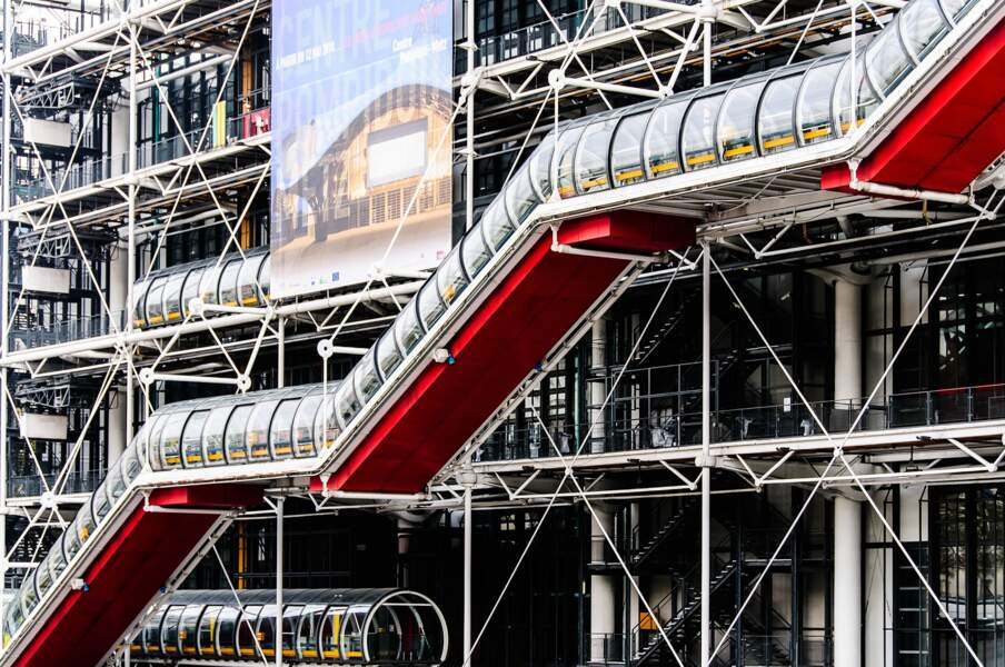 3. Le centre Pompidou