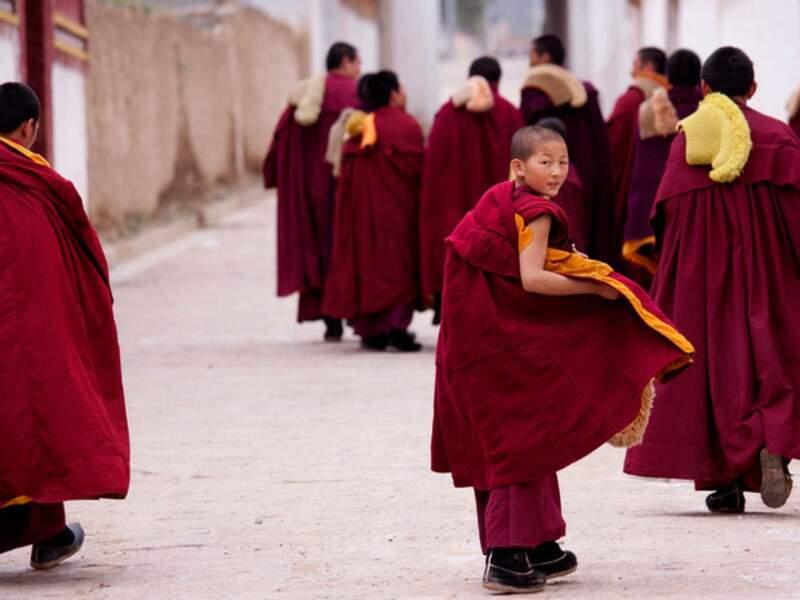 Diaporama n°10 - Chine : au cœur du Tibet originel
