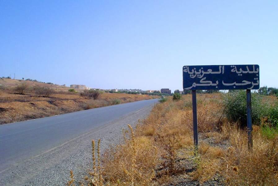 El Azizia : une ville au cœur de la fournaise