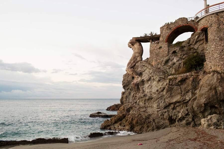 La statue de Neptune
