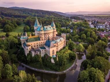A la découverte des plus beaux châteaux du monde