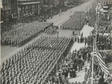 Juin 1917, l'autre débarquement des Américains