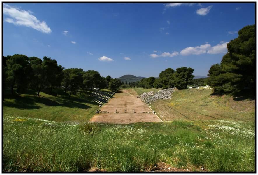 Stade du sanctuaire d'Asclépios, Epidaure