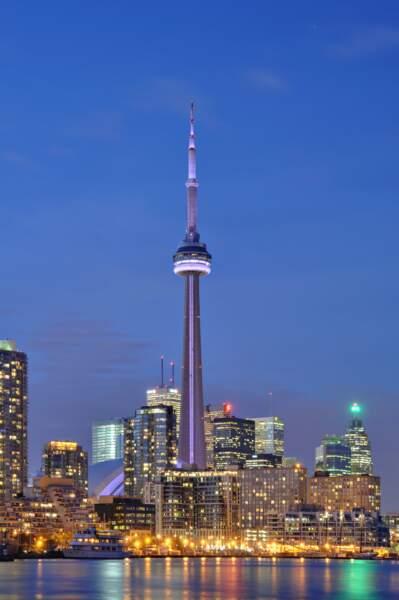 3 - La tour CN à Toronto, Canada